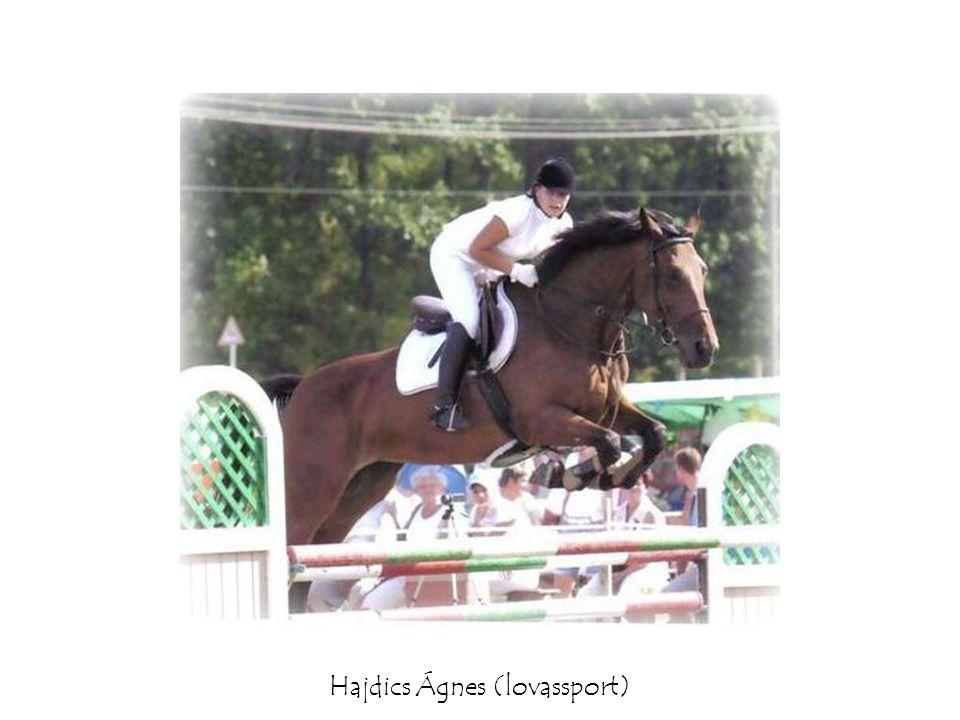 Hajdics Ágnes (lovassport)