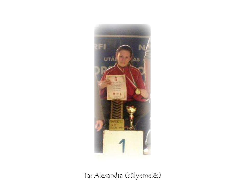Tar Alexandra (súlyemelés)