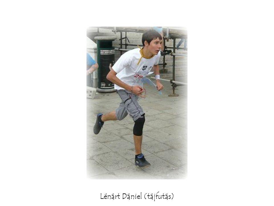 Lénárt Dániel (tájfutás)