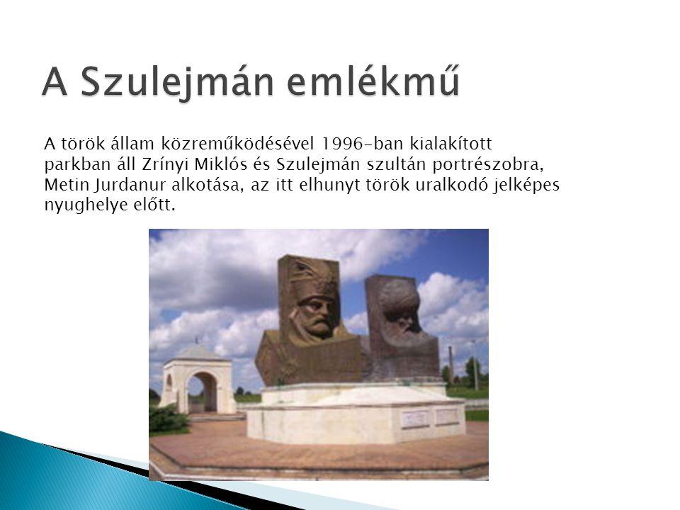 A Szulejmán emlékmű