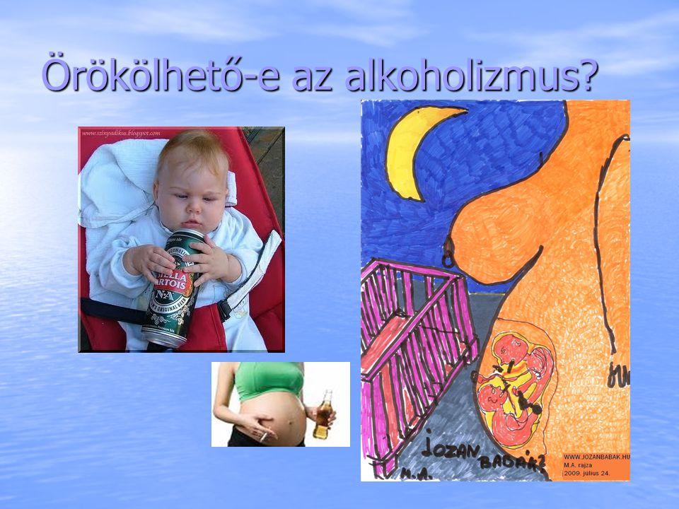 Örökölhető-e az alkoholizmus
