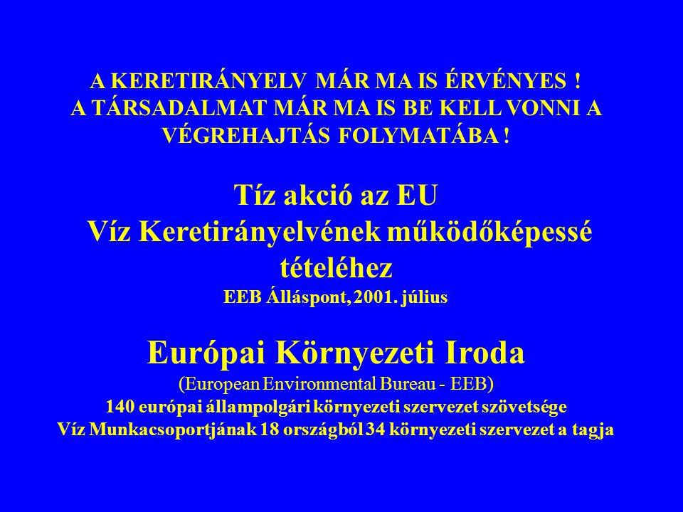 Európai Környezeti Iroda