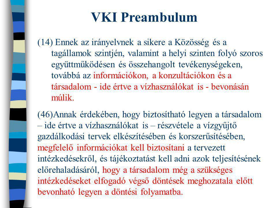 VKI Preambulum