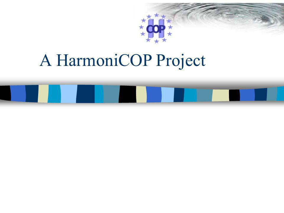 A HarmoniCOP Project