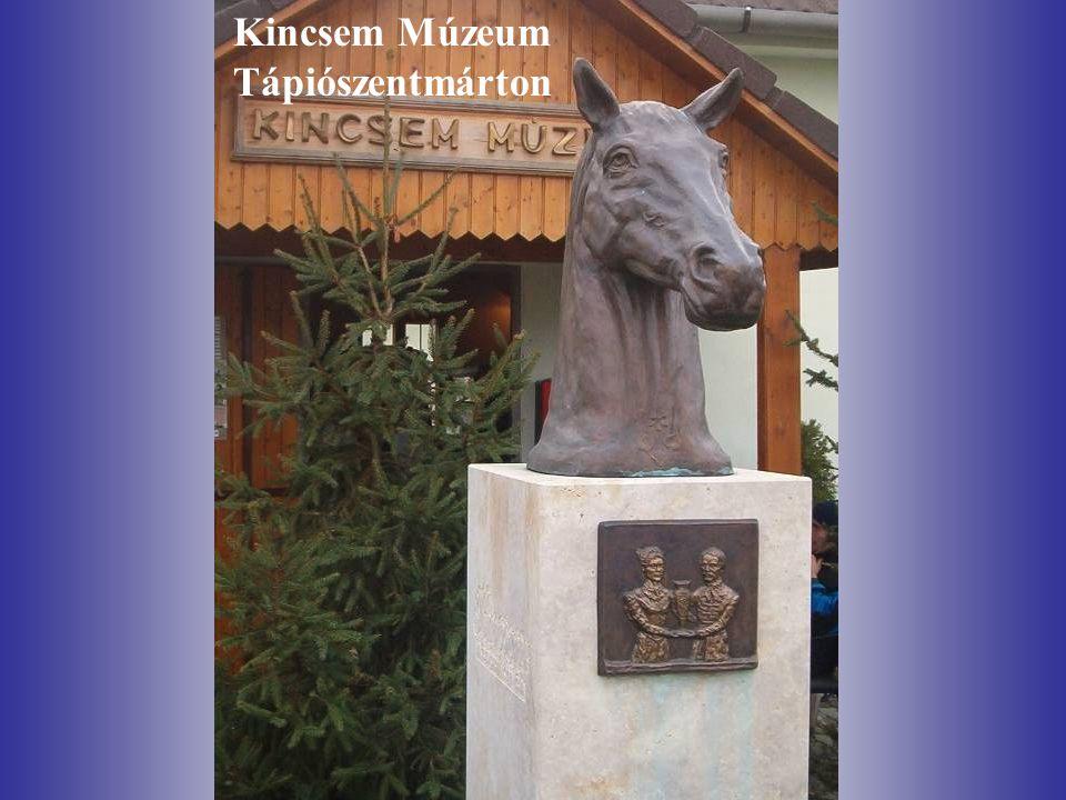 Kincsem Múzeum Tápiószentmárton