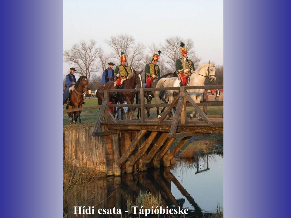 Hídi csata - Tápióbicske