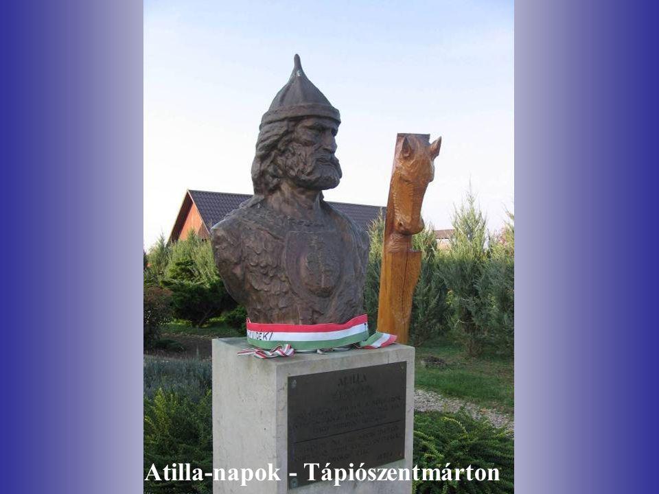 Atilla-napok - Tápiószentmárton