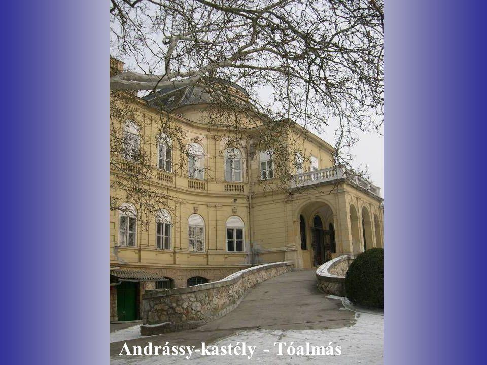 Andrássy-kastély - Tóalmás