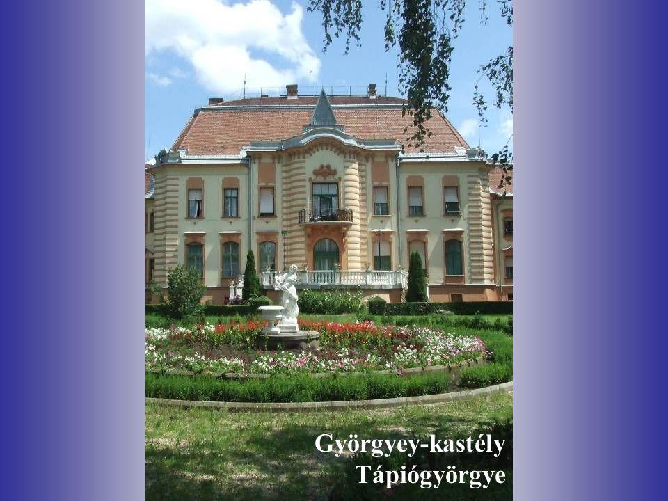 Györgyey-kastély Tápiógyörgye