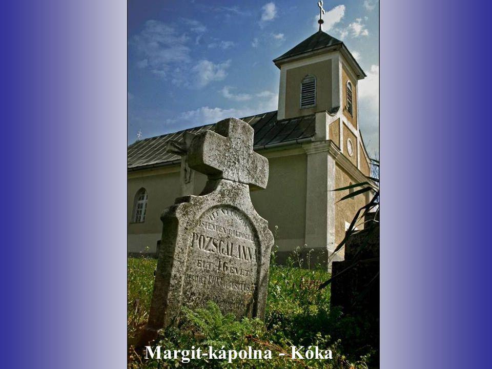 Margit-kápolna - Kóka