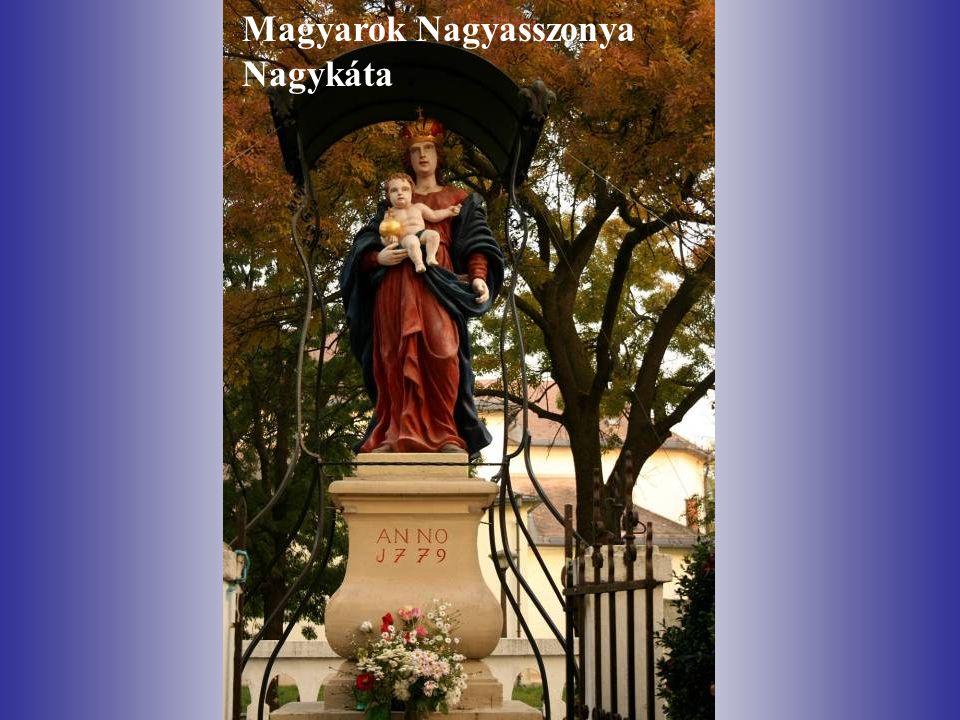 Magyarok Nagyasszonya Nagykáta