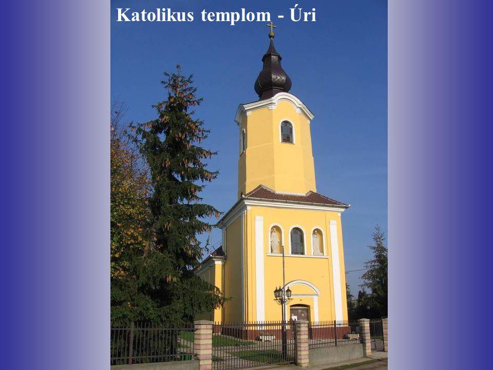 Katolikus templom - Úri