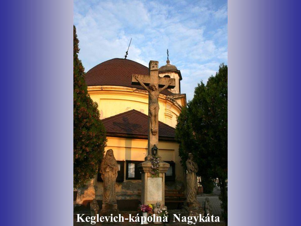 Keglevich-kápolna Nagykáta