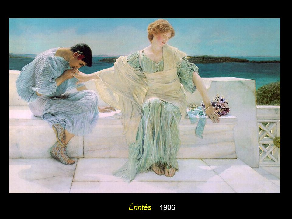 Érintés – 1906