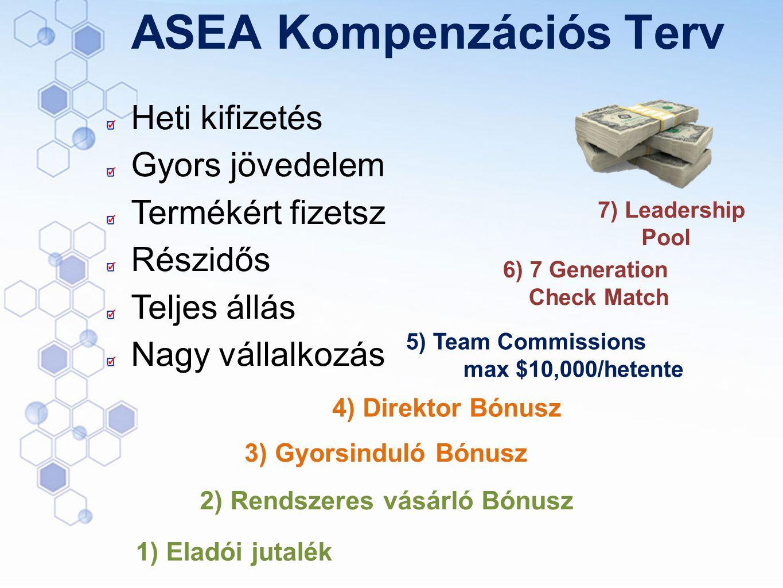 ASEA Kompenzációs Terv