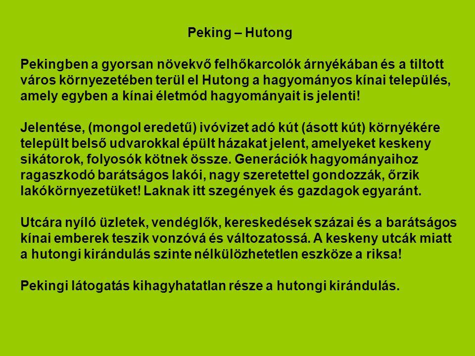 Peking – Hutong