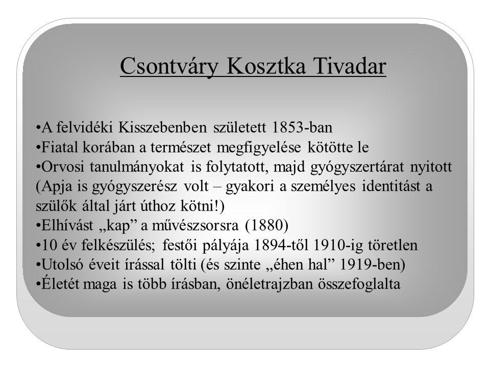 Csontváry Kosztka Tivadar