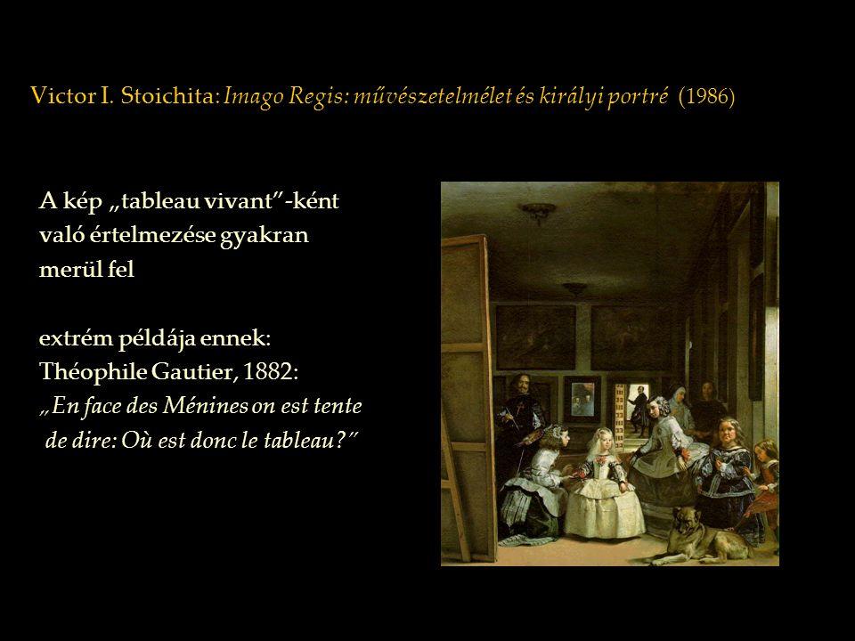 """A kép """"tableau vivant -ként való értelmezése gyakran merül fel"""