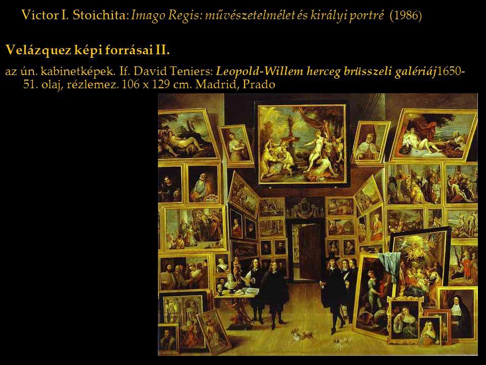 Velázquez képi forrásai II.