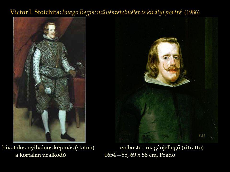 hivatalos-nyilvános képmás (statua) en buste: magánjellegű (ritratto)