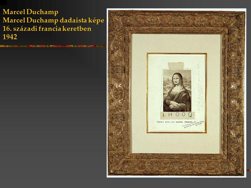 Marcel Duchamp Marcel Duchamp dadaista képe 16