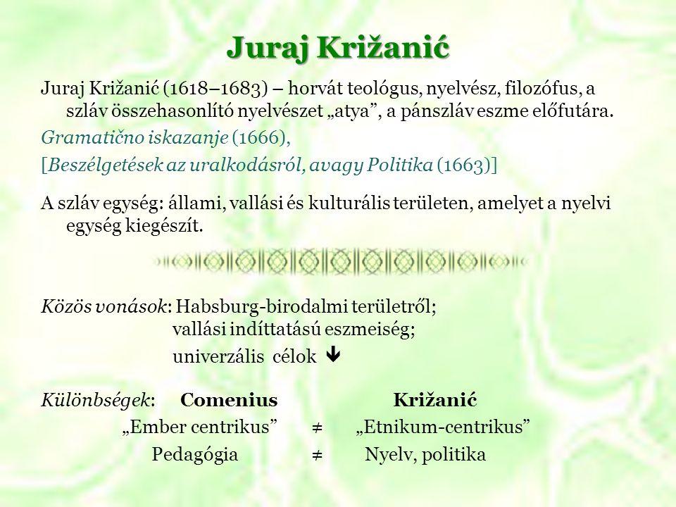 Juraj Križanić
