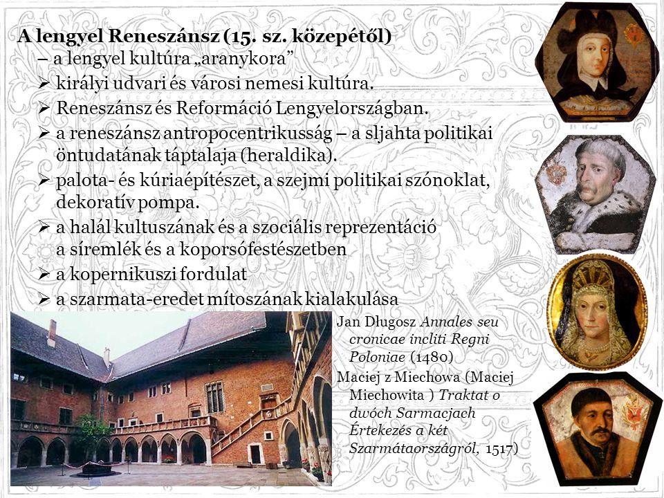 királyi udvari és városi nemesi kultúra.