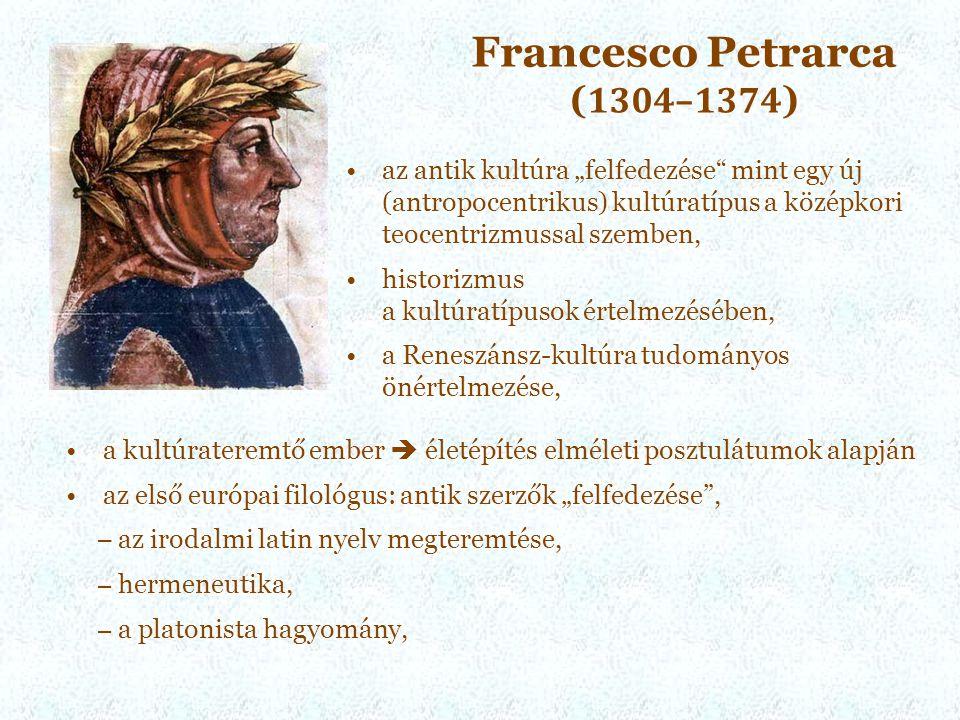 Francesco Petrarca (1304–1374)