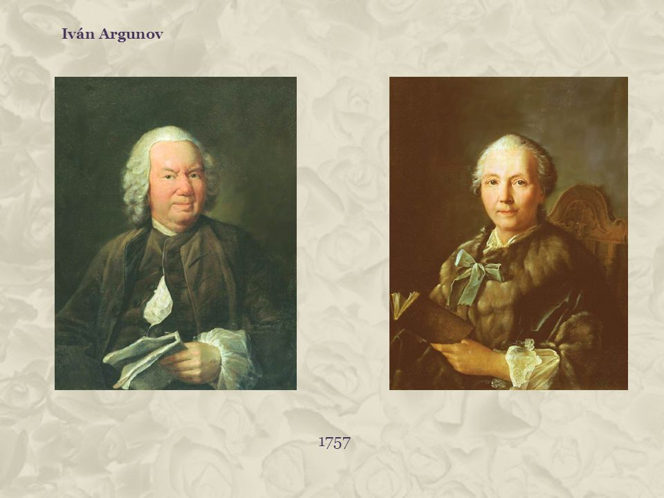 Iván Argunov 1757