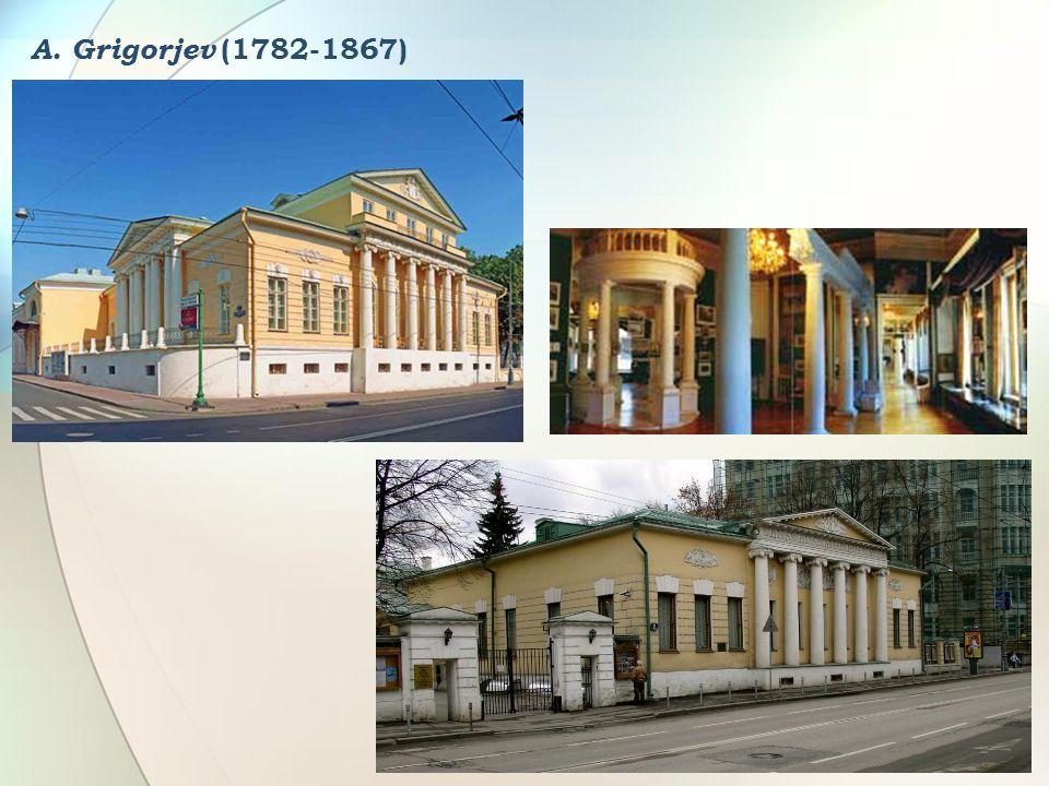 A. Grigorjev (1782-1867)