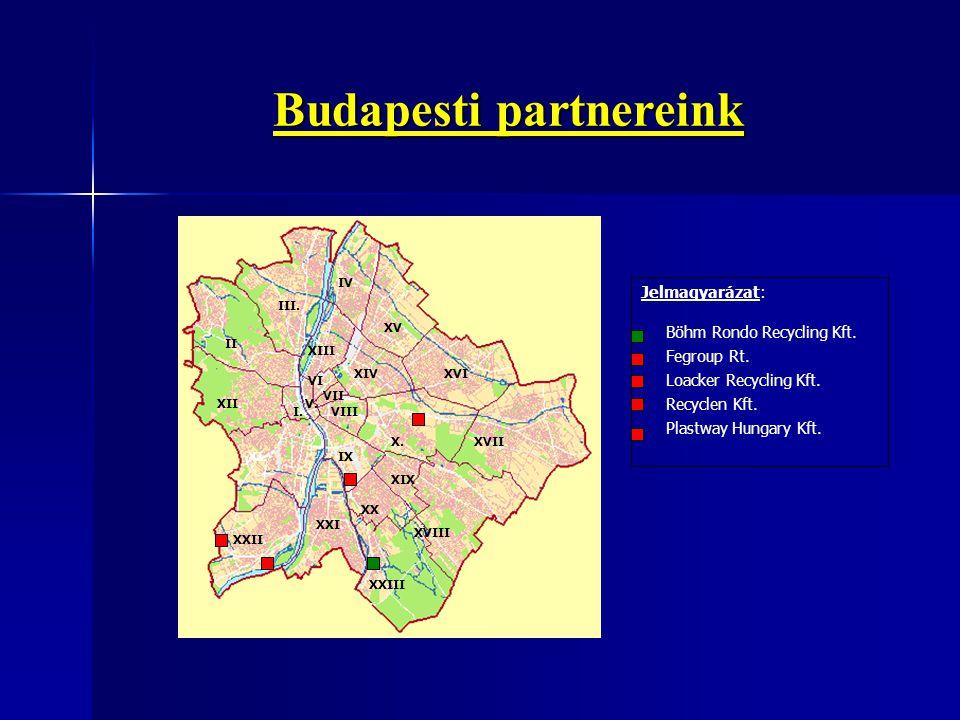 Budapesti partnereink