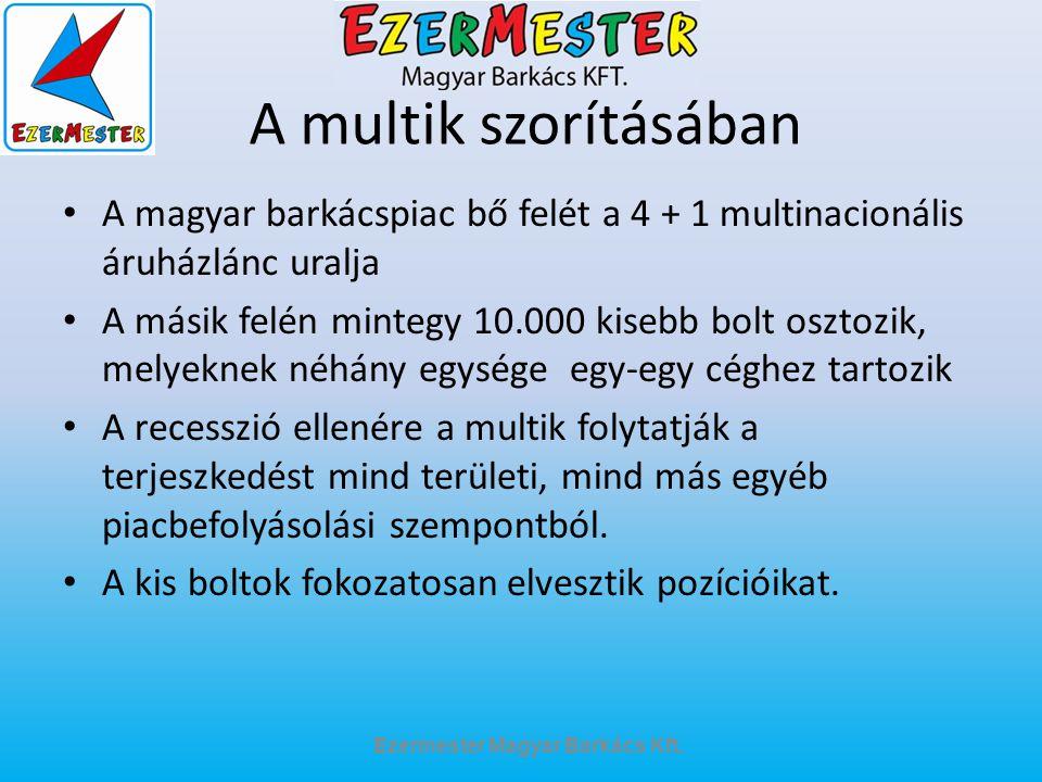 Ezermester Magyar Barkács Kft.