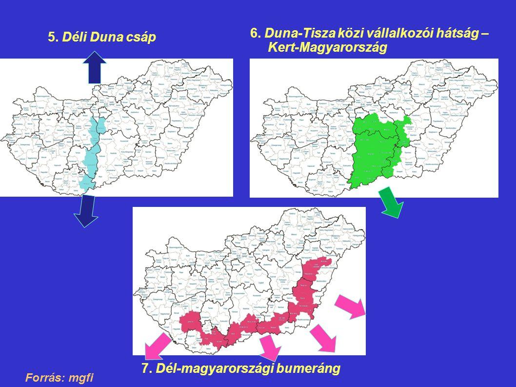 6. Duna-Tisza közi vállalkozói hátság – Kert-Magyarország