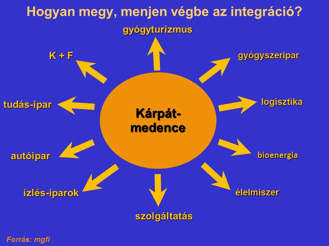 Hogyan megy, menjen végbe az integráció