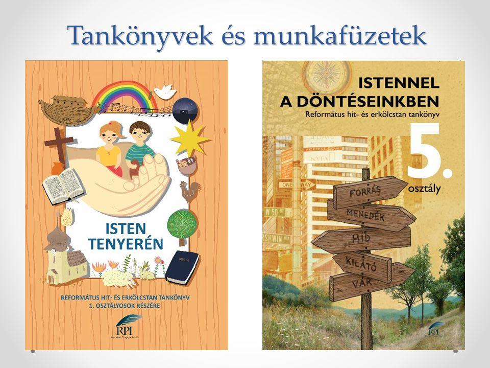 Tankönyvek és munkafüzetek