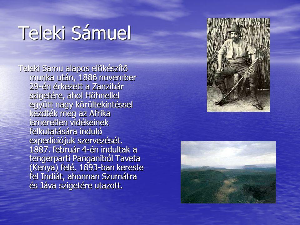 Teleki Sámuel