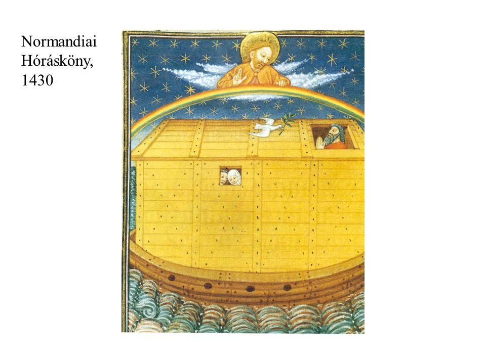 Normandiai Hórásköny, 1430