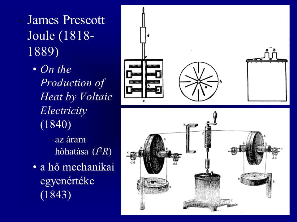 James Prescott Joule (1818-1889)