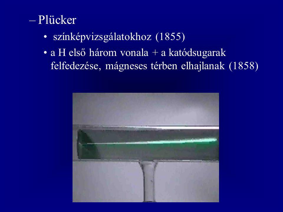 Plücker színképvizsgálatokhoz (1855)