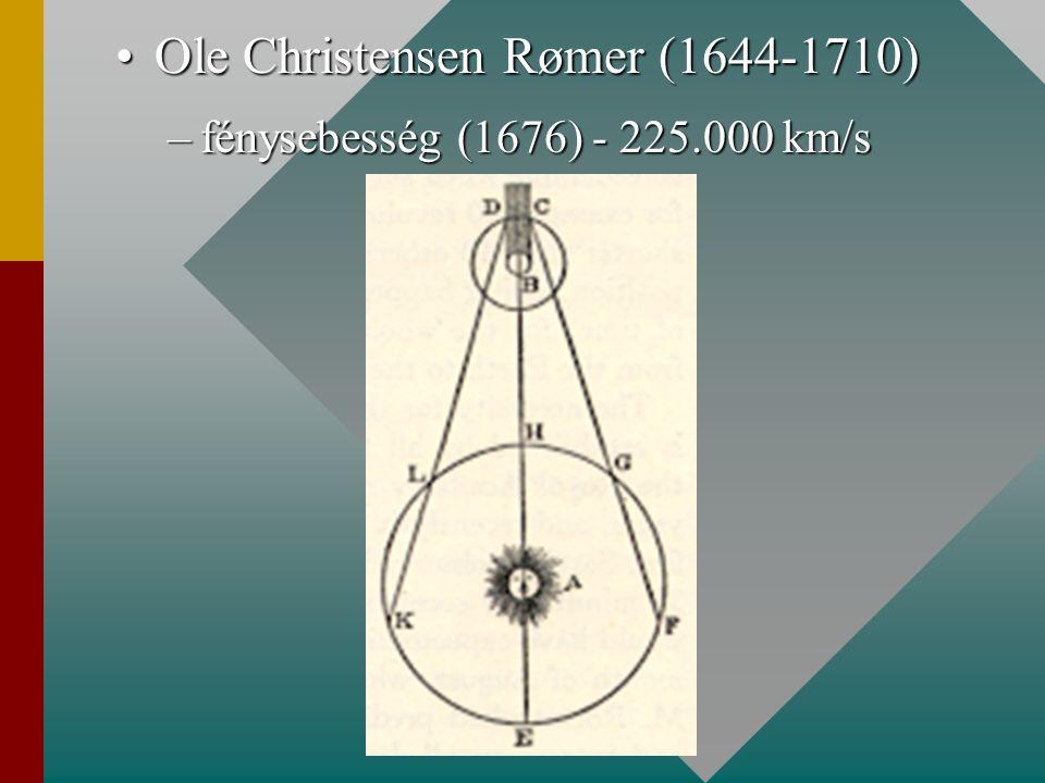 Ole Christensen Rømer (1644-1710)