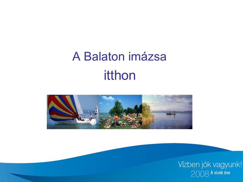 A Balaton imázsa itthon