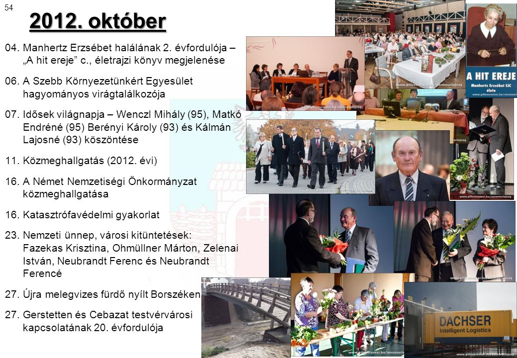 2012. október 54.