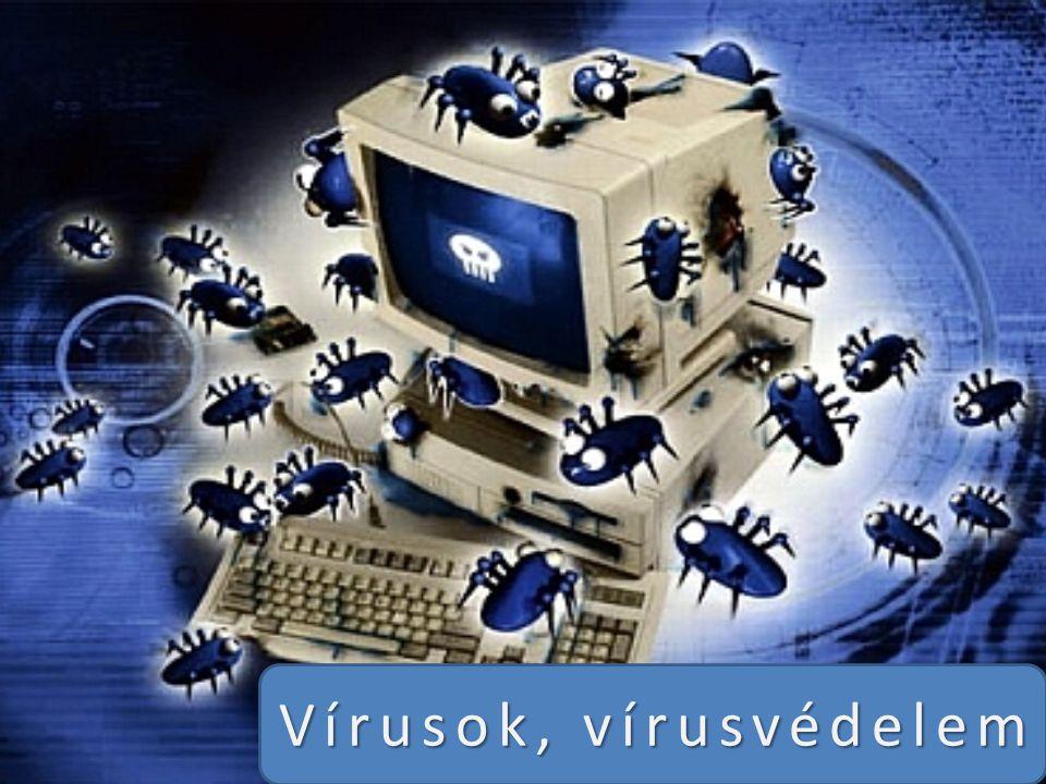 Vírusok, vírusvédelem