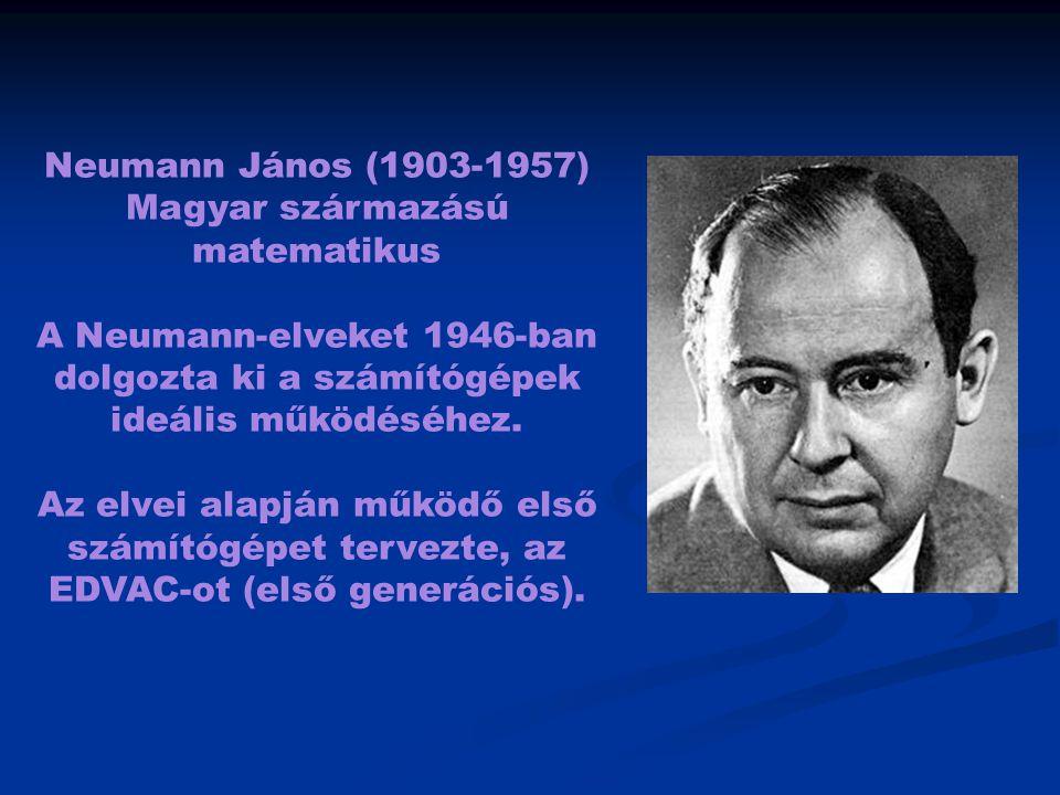 Magyar származású matematikus
