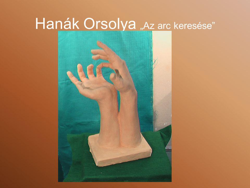 """Hanák Orsolya """"Az arc keresése"""