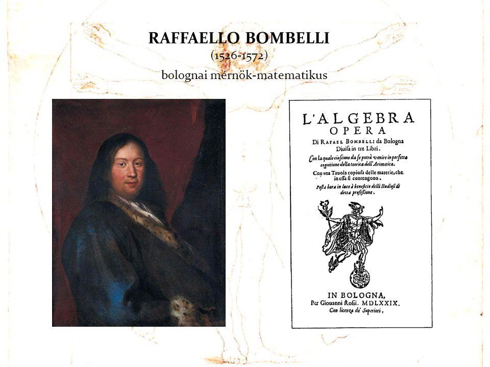 RAFFAELLO BOMBELLI (1526-1572)
