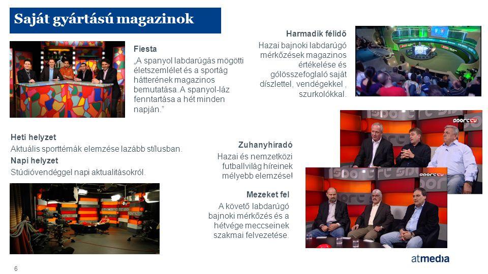 Saját gyártású magazinok
