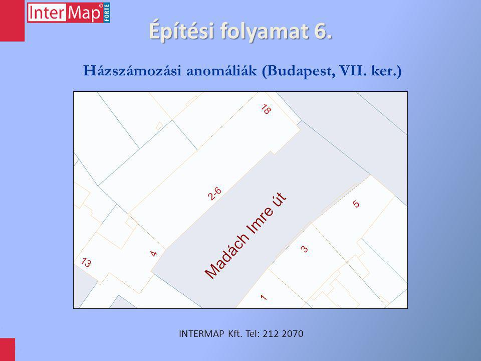 Házszámozási anomáliák (Budapest, VII. ker.)