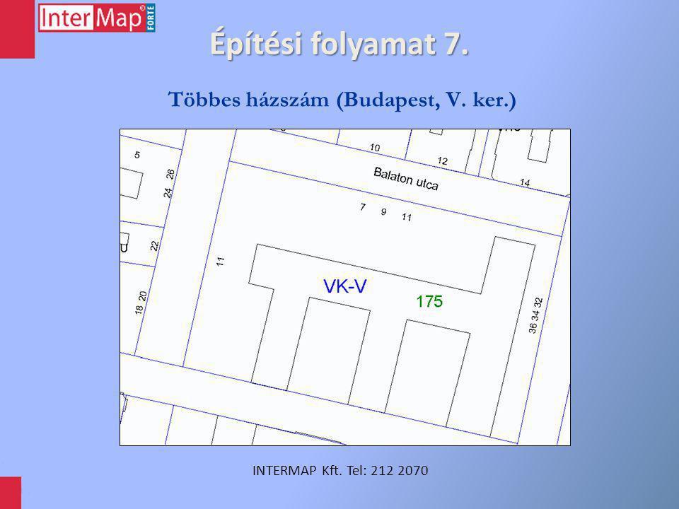 Többes házszám (Budapest, V. ker.)