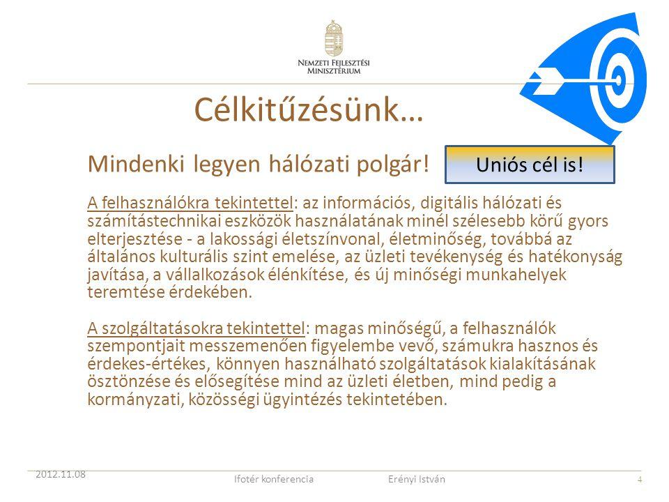 Ifotér konferencia Erényi István